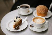 Kawa i słodkości