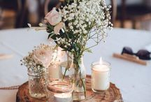 Wedding - Tables & Flowers