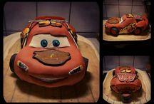Kakkuja / #kakku #cake #autot #cars