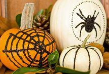 Decoración para Halloween / Decoración en Halloween, como decorar calabazas para halloween. Manualidades de halloween, ideas de halloween y diseño de exteriores para halloween. Dibujos de halloween y usar calabazas de halloween.