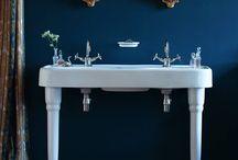 Bathroom Basins / A selection of stunning bathroom basins, vanity units, wash stands  and console basins.