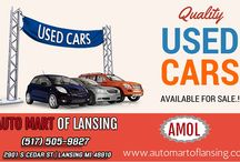 Used Car Sales Lansing / Exclusive Board for Buy a Used Car Sales in Lansing Area.