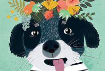 Pets | 插畫