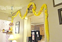 Birthday Party Ideas / by Candace Crawford-Mcclain