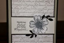 stampin up trauer
