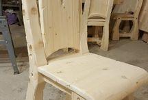 Столы. Лавки. Стулья и пр