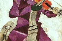 Chagall / Artwork