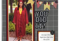 Scrapbooking - Graduation / by Dana Ingram