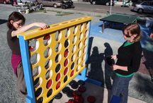 Pop Up Playgrounds