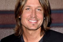 Keith Urban / Country Music and Celebrities  / by Hope Coates