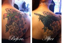 Tattoo - Coverups