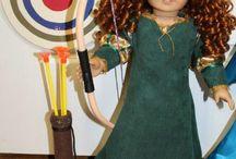 DIY american girl dolls crafts / by Nova Turner