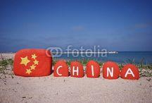 CHINA ON STONES