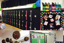 Classroom decor