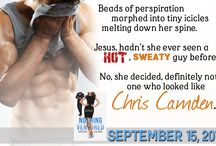 Nothing Ventured Book Teasers / by Kristen Luciani