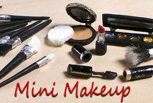 mini maquillage