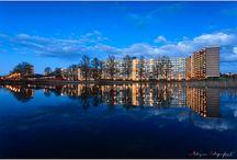 Arnhem en omgeving / Schoonheid van de stad en de Veluwe. / by Annie Hal van