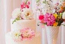 Wed cake