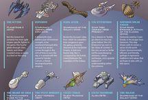 Spaceship ideas