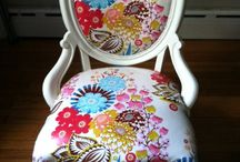 Chair upcycles
