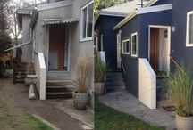 Before and Afters from Around Pinterest / Before and after home reno projects from pinners  / by Scott McGillivray