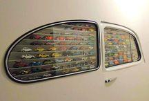 estante para carros