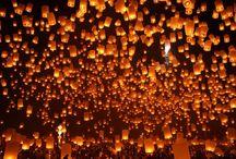 タイのお祭り / チェンマイでは一年を通じていろいろなお祭りやイベントが。