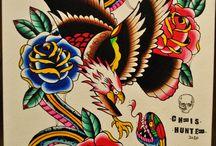 Tatuaje tradiționale
