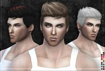 Coiffure Homme (Sims 4)