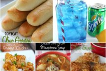 COPY doggie / pins of copycat recipes and restaurant remakes...