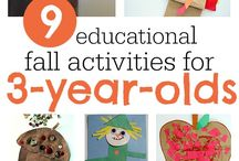 3 years old 's activities