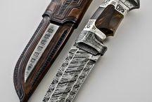 Ножи, изготовленные на заказ