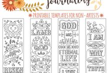 bible journalering