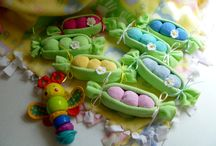 Baby shower ideas / by Brittany Barber Jordan