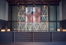 Arquitectura Efímera / La arquitectura temporal esta a la orden del día, y de ella podemos obtener referencias impresionantes para trabajar con estructuras y sistemas modulares, nuevos materiales o espacios cambiantes... descúbrelos aquí.