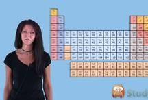 Skola: Kemi, fysik och matematik