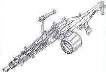 Postapo guns