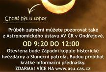AKCE - TIPY - ZAJÍMAVOSTI / Výlety, akce, tipy a zajímavosti - většinou po ČR