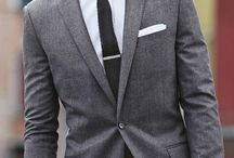Men,suits and their accessories