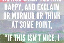 Quotes / by Sarah Koontz