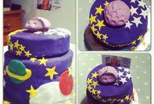 Celebration cakes  / Home made celebration cakes!