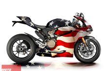 Supersport bike