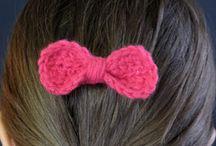 Crochet - Bows