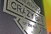 Crazy Bar Monte San Giusto / Abbiamo realizzato l'arredamento di questo bar