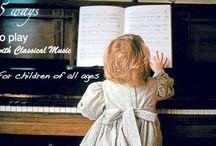 Music Study / by Joscelyne Hilton