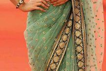saree patterns