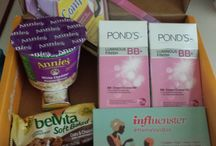 Mama Vox Box / I received these items complimentary from Influenster