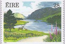 Eire Irlanda stamp