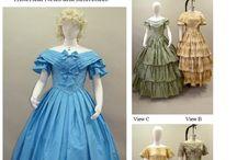 Civil War Women's Clothing / by Jodie Davis
