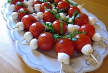 Cheese And tomato